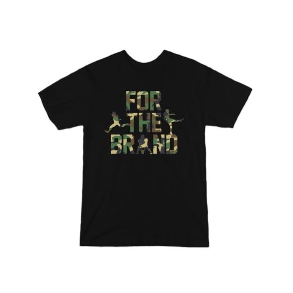 For The Brand Camo T-Shirt
