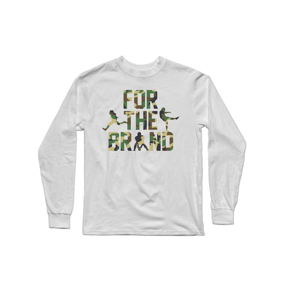 For The Brand Camo Longsleeve Shirt