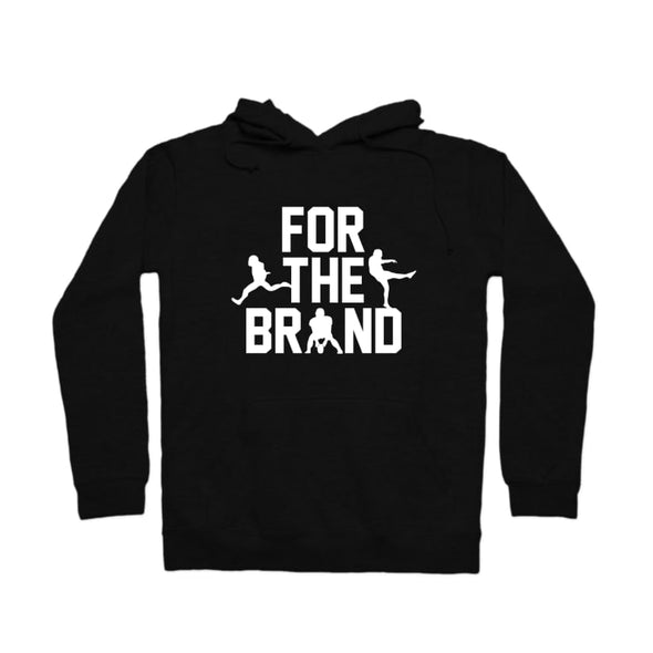 For The Brand Pullover Hoodie