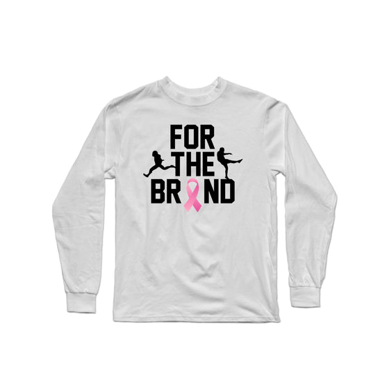 For the Brand - Breast Cancer Awareness Longsleeve Shirt