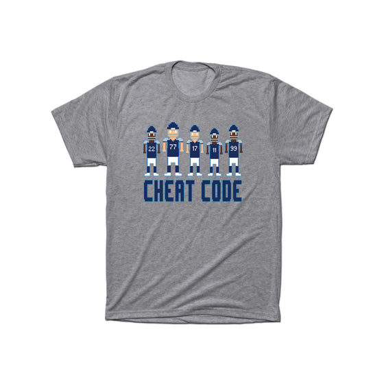 Cheat Code TEN T-Shirt