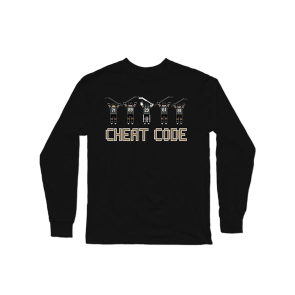 Cheat Code Vegas Longsleeve Shirt