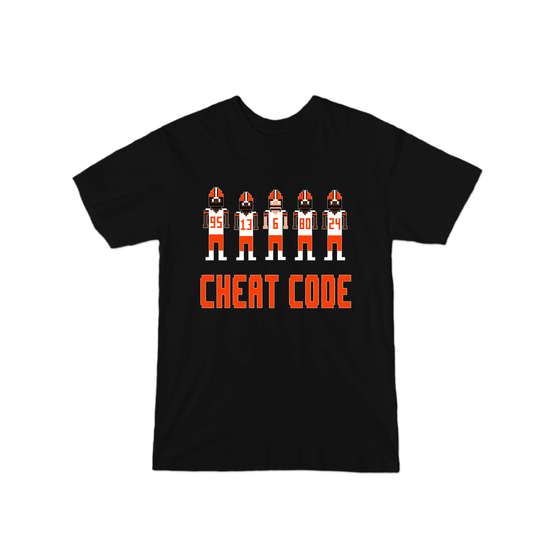 Cheat Code CLE T-Shirt