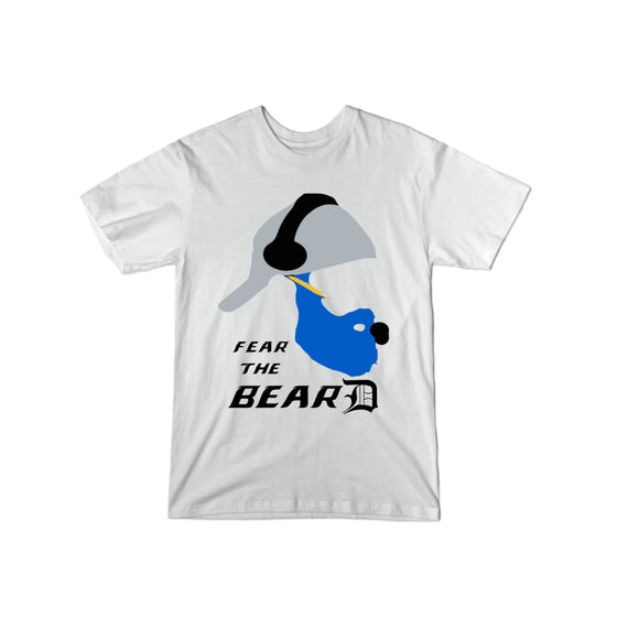 Fear The Beard T-Shirt-DET