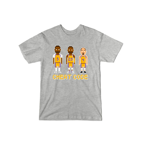Lakers Cheat Code T-Shirt