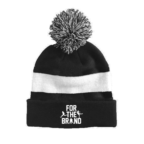 For The Brand Beanie with Pom