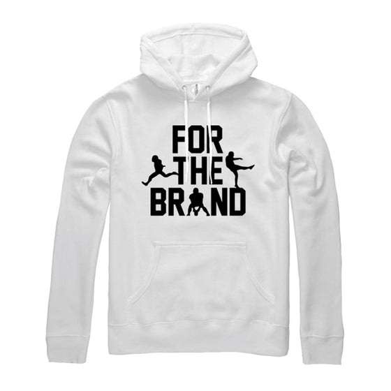 For The Brand Champion Pullover Hoodie - White