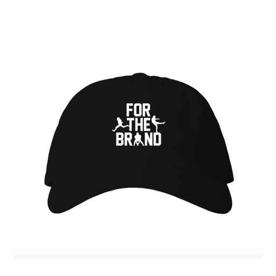 FTB New Era Hat - Black
