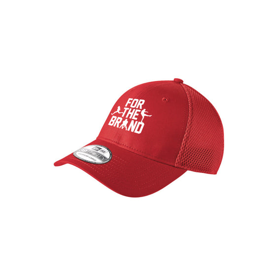 For The Brand Red New Era 39Thirty Hat