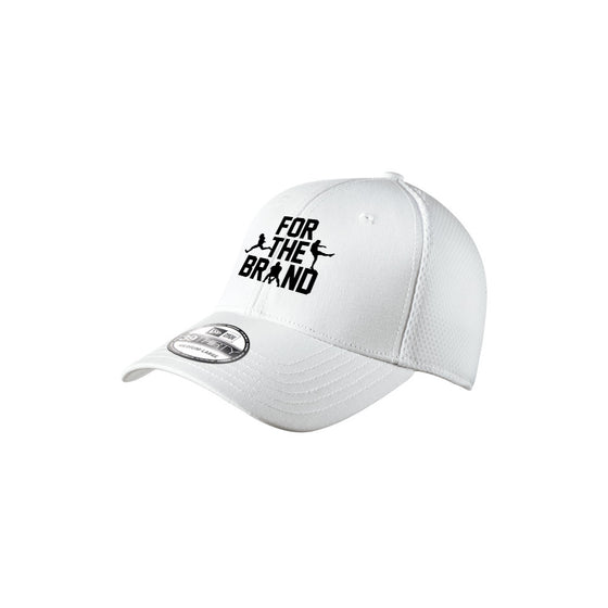 For The Brand White New Era 39Thirty Hat