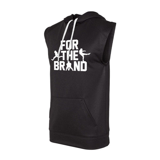 For The Brand Full Chest Performance Sleeveless Hoodie