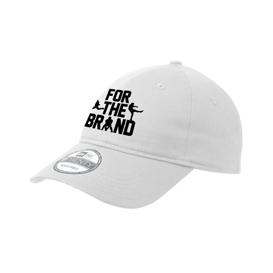 White FTB New Era Hat