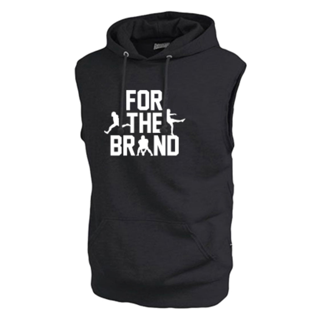 For The Brand Full Chest Sleeveless Hoodie