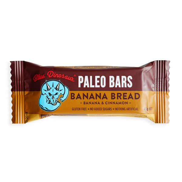 Banana Bread Paleo Bar