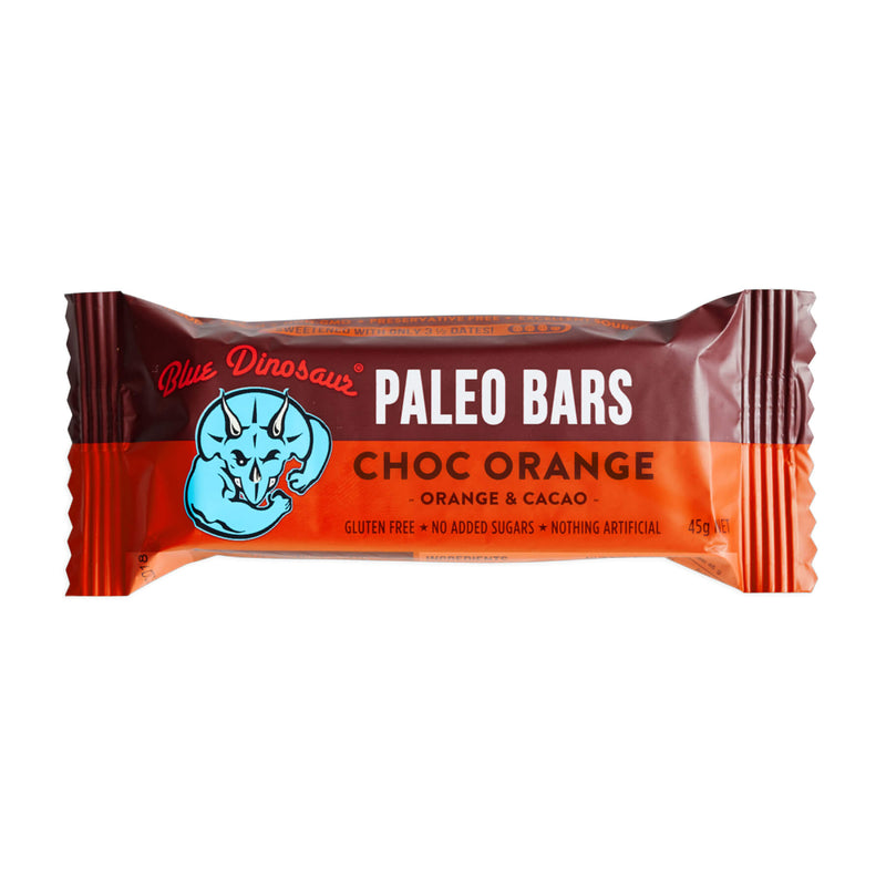 Choc Orange Paleo Bar