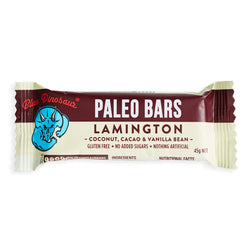 Lamington Paleo Bar