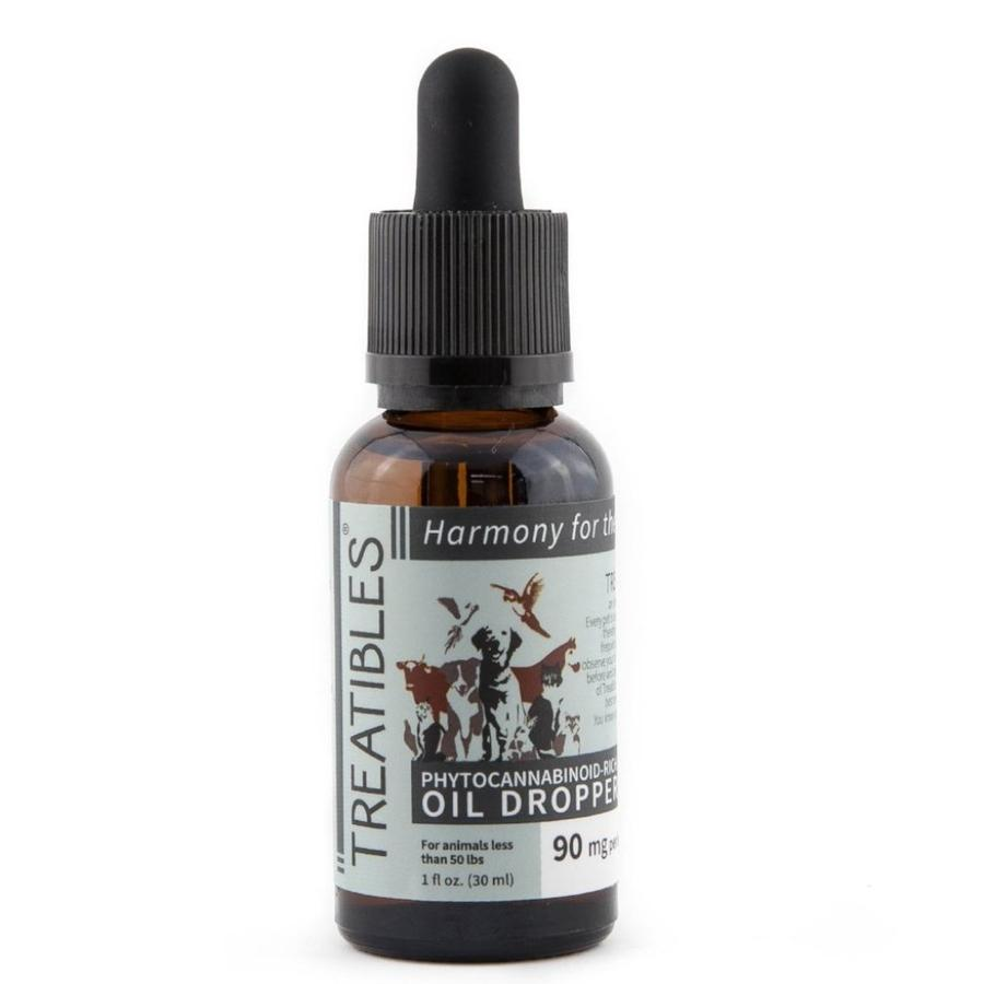 CBD OIL FOR PETS - FULL SPECTRUM HEMP OIL