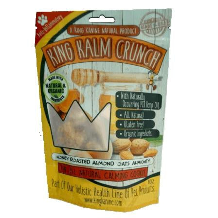 KING KALM™ Crunch - Honey Oats