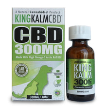 Load image into Gallery viewer, KING KALM™ CBD 300mg product image