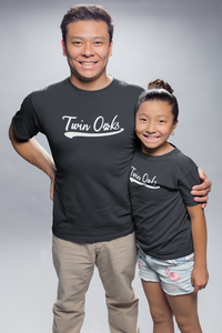 Twin Oaks Youth Baseball Tee