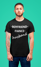 Load image into Gallery viewer, Spouse Upgrade Husband Short Sleeve Tee