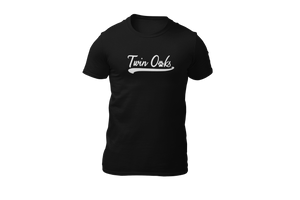 Twin Oaks Men's Baseball Tee