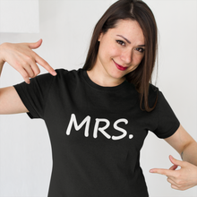 Load image into Gallery viewer, Mrs Short Sleeve Tee