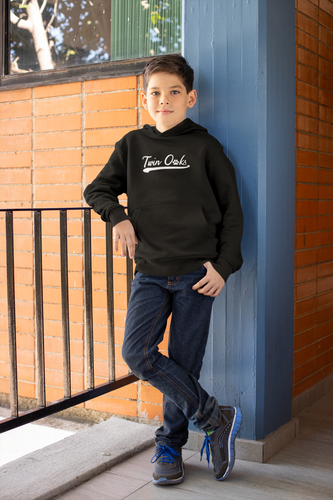 Twin Oaks Youth Baseball Lightweight Hoodie
