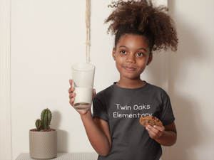 Twin Oaks Elementary Youth Tee