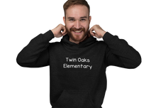 Load image into Gallery viewer, Twin Oaks Elementary Adult Lightweight Hoodie