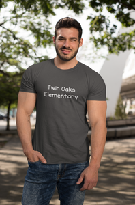 Twin Oaks Elementary Men's Tee