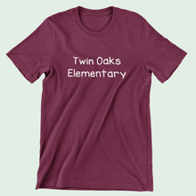 Load image into Gallery viewer, Twin Oaks Elementary Men's Tee