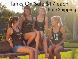 Tank Top - Choose Your Design