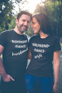 Spouse Upgrade Husband Short Sleeve Tee
