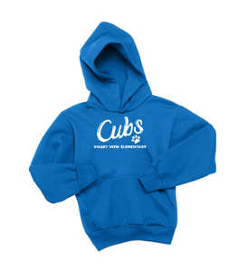 Cubs Youth Pullover Hoodie
