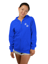 Load image into Gallery viewer, Valley View Adult Zip Up Hoodie