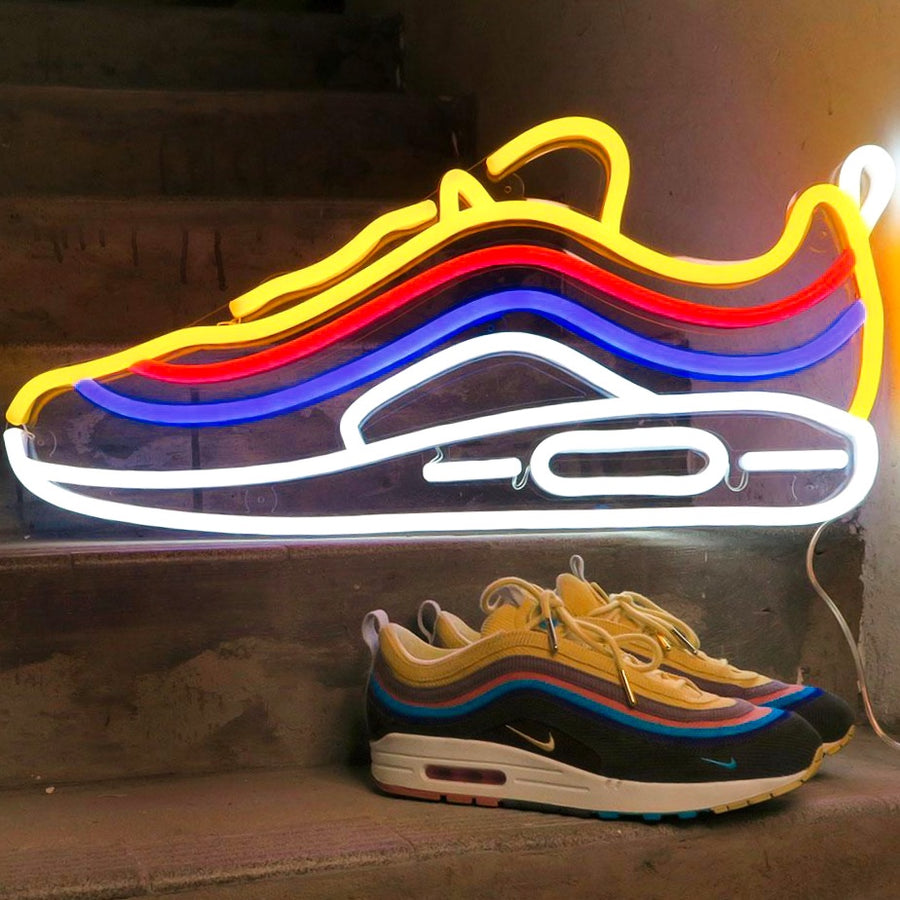 AM97 Sneaker Neon Sign