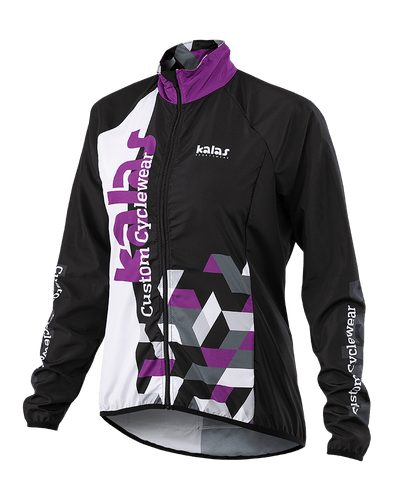 SAINT WOMENS RAIN JACKET