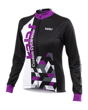 Load image into Gallery viewer, SAINT WOMANS JERSEY (LONG SLEEVE)
