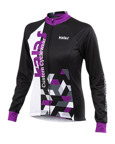 SAINT WOMANS JERSEY (LONG SLEEVE)