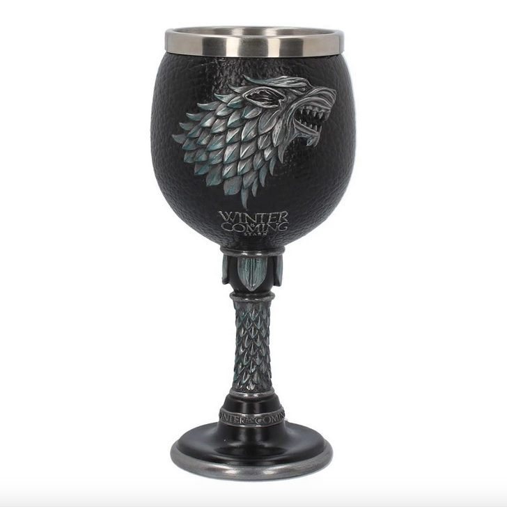 House Stark Direwolf Goblet from Game of Thrones
