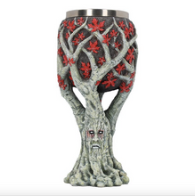 Load image into Gallery viewer, Weirwood Tree Goblet from Game of Thrones