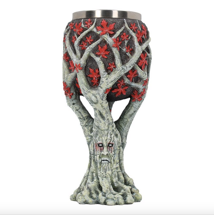 Weirwood Tree Goblet from Game of Thrones