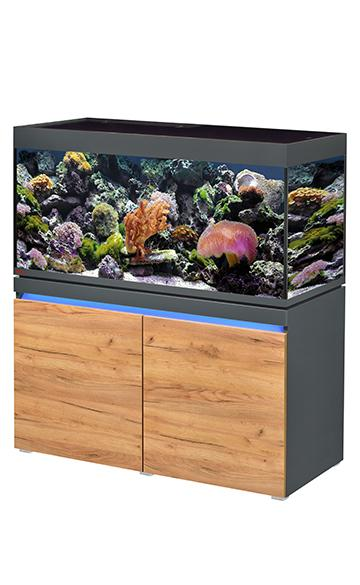 Aquarium EHEIM Incpiria Marine 430 LED Graphit / Nature - 430L