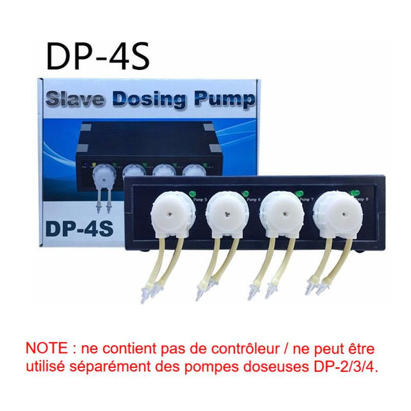 Pompe Doseuse Extension JECOD DP-4S - Bao Aquarium