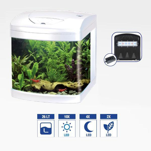 aquarium-equipe-xcube-26-led-amtra-blanc-demo
