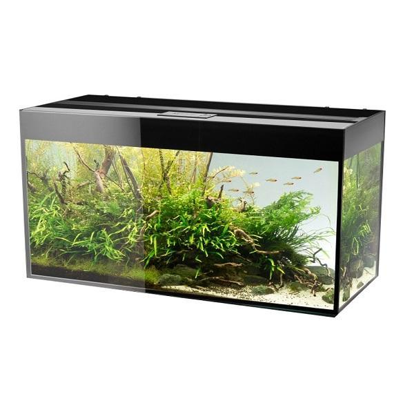 aquarium-glossy-150-noir-laque-led-aquael-cuve