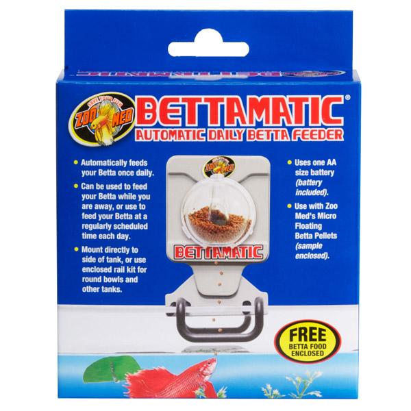 Distributeur Automatique de Nourriture Bettamatic ZOO MED
