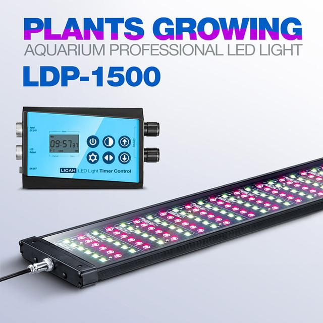 Rampe LED eau douce LDP-1500 - Bao Aquarium