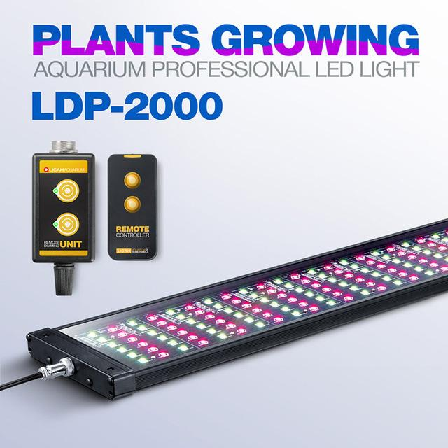 Rampe LED eau douce LDP-2000 - Bao Aquarium